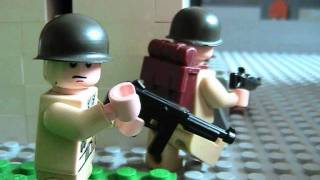 Lego Battle for Carentan