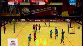 Khmer Volleyball | (Kom Pot Vs Kompong Cham)