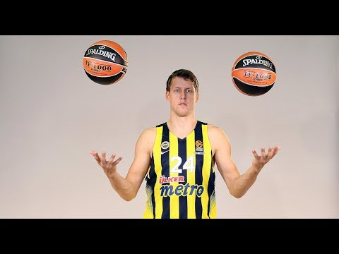 Top 5 Plays - Turkish Airlines EuroLeague Semifinals