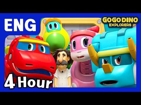 Gogo 3 мультфильм