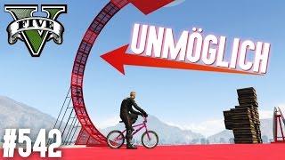 UNMÖGLICHER BMX PARKOUR - WIE GEHT DAS?! (+DOWNLOAD) | GTA 5 - CUSTOM MAP RENNEN