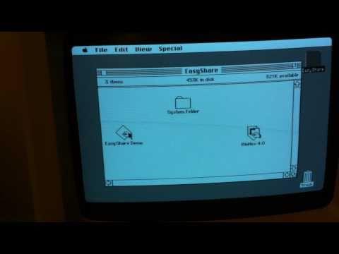 Mac 512K to iMac with Snow Leopard