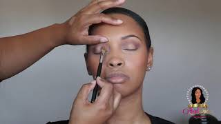 Client Tutorial - Soft Makeup Look Using Too Faced Foundation