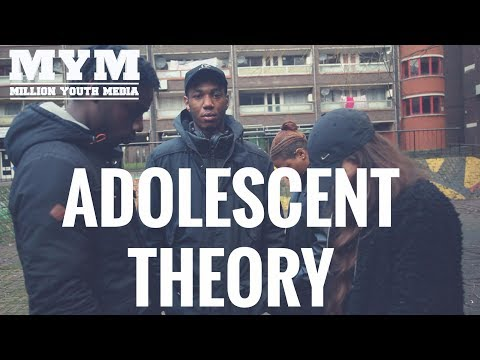 My Adolescent Theory | Benna | Spoken Word | Hear The Motion