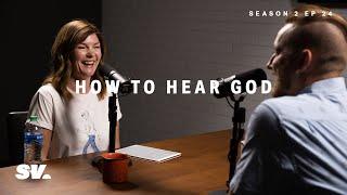Фото How To Hear God (with Katrina Moore)   Season 2 Episode 24