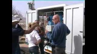 ODIS FILTERING LTD. - LitePure® Module I+II - Reverse Osmosis trailer mounted units