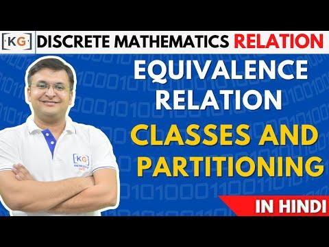 Equivalence class | Discrete Mathematics- part 10