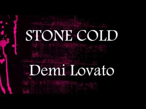Stone Cold - Demi Lovato || Lower Key Karaoke (-5)