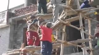 Изобретательные строители и подсобники 80 lvl
