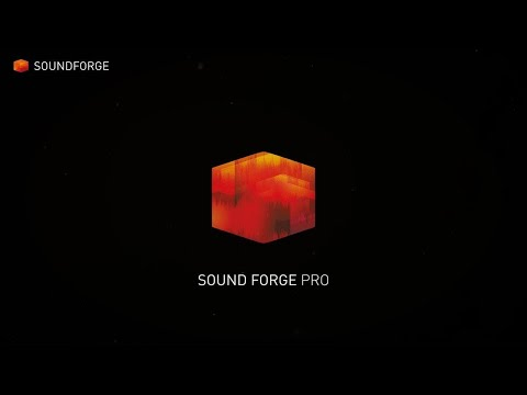 SOUND FORGE PRO 11 PRODUÇÃO DE ÁUDIO CORREÇÃO E RUIDO E GRAVAÇÃO