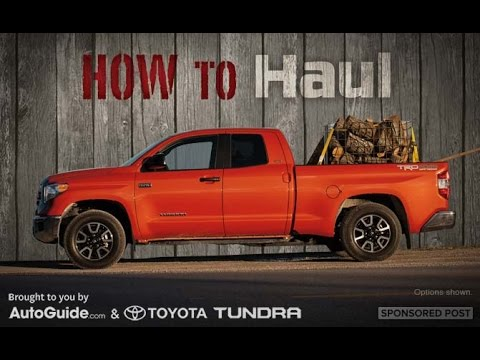 How To Haul a Payload