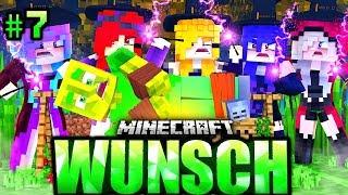 WIR WERDEN VERFLUCHT vom DJINN?! - Minecraft WUNSCH #07 [Deutsch/HD]