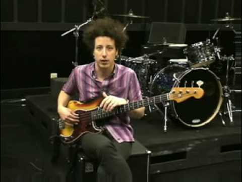 Justin Meldal-Johnsen On D'Addario Chromes