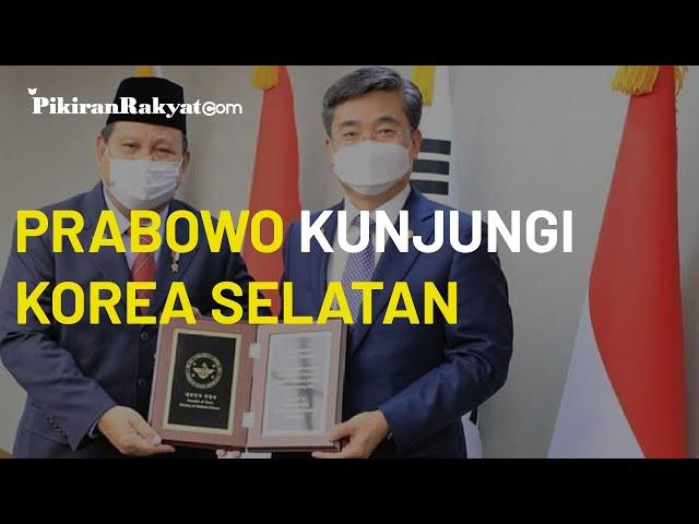 Kunjungi Menhan Korea Selatan, Prabowo Subianto Siap Bangun Kerjasama Pertahanan yang Lebih Kuat