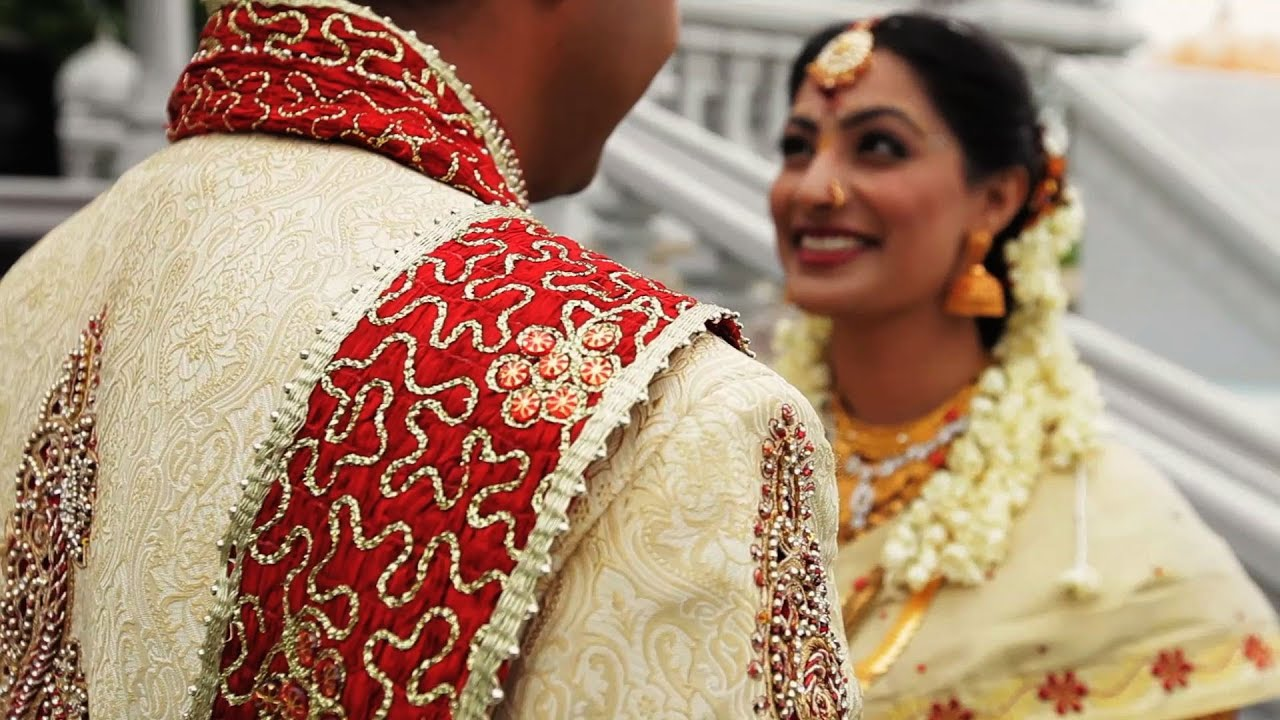 Indian Wedding Same Day Edit Hindu Temple Of Greater Chicago
