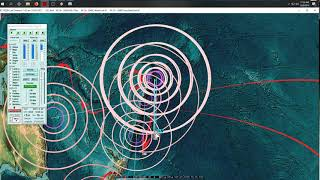 9/20/2019 -- Deep Earthquake event underway -- Large activity due this coming week -- HAVE A PLAN