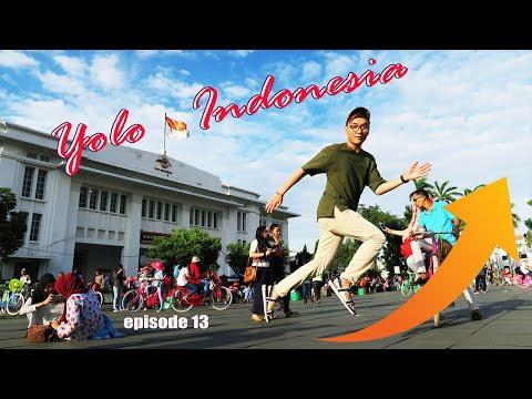 Kota Tua Jakarta [JAKARTA OLD TOWN] | YOLO INDONESIA Episode 13