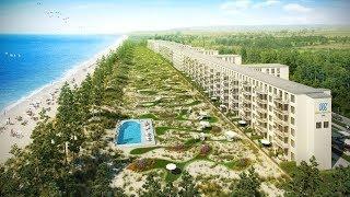 """В этом огромном отеле никогда не было ни одного гостя. """"Прорский колосс"""" на острове Рюген."""