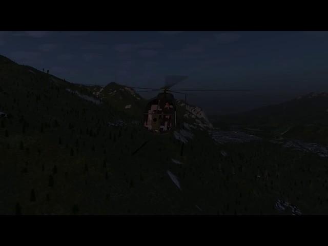 FlightGear] MD 520N Test Flight – Omyplane