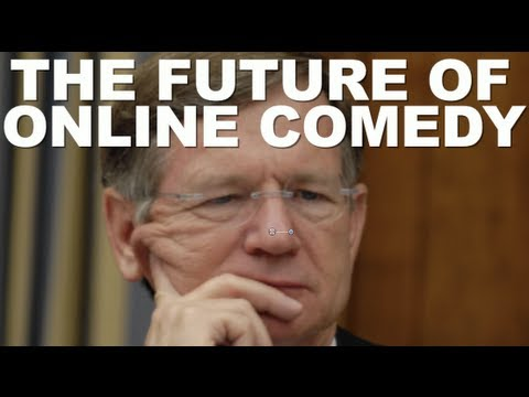 Lamar Smith Presents: THE FUTURE OF ONLINE COMEDY