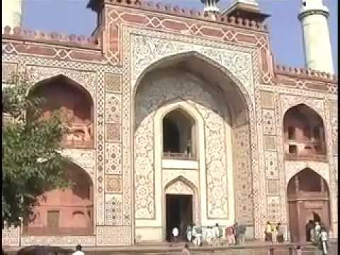 Tomb of Akbar the Great, India