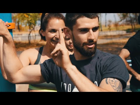 Street Workout Training With Yashka Voronov (Street Workout Armenia)