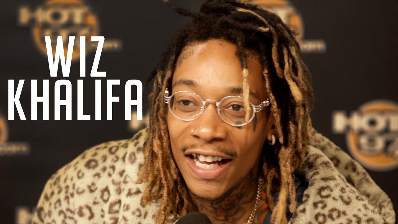 Wiz Khalifa Breaks Down Kanye's Apology, Current ...  Wiz Khalifa Bre...