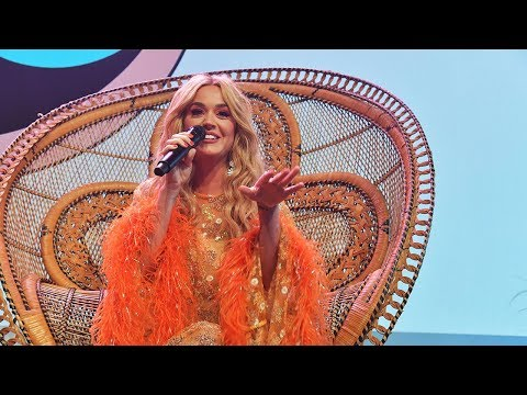 "Katy Perry ""Never Really Over"" YouTube Space Premiere Event"