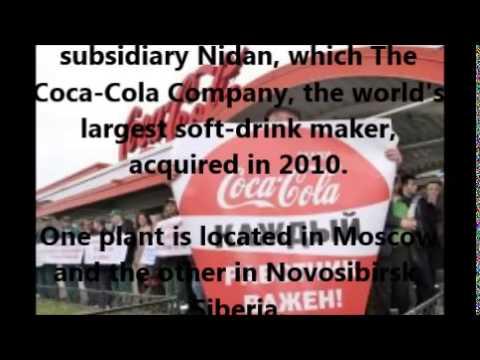 Coca-Cola to close 2 fruit-juice plants in Russia