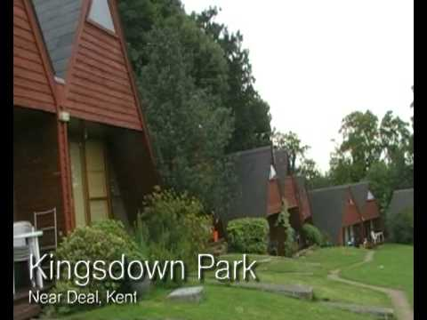 Enjoy a Beautiful Holiday on top of the White Cliffs of Dover in Kingsdown Park, Kent, England