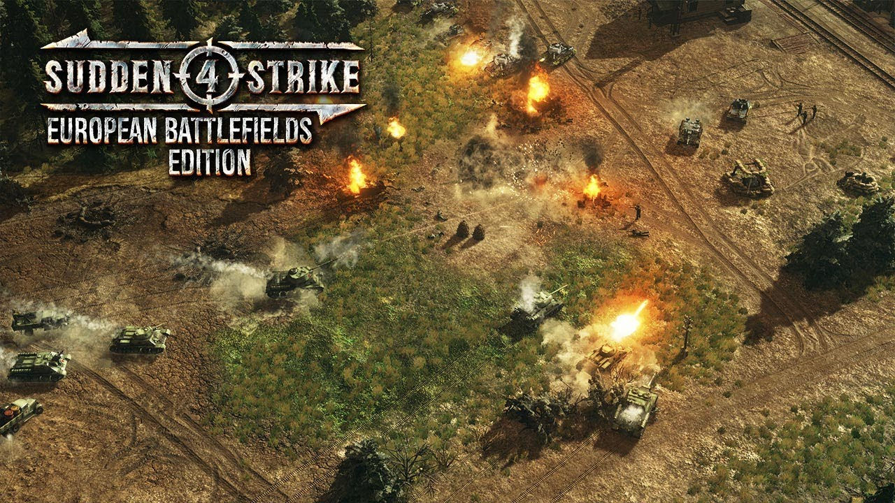 Sudden Strike 4: European Battlefields Edition brings base game