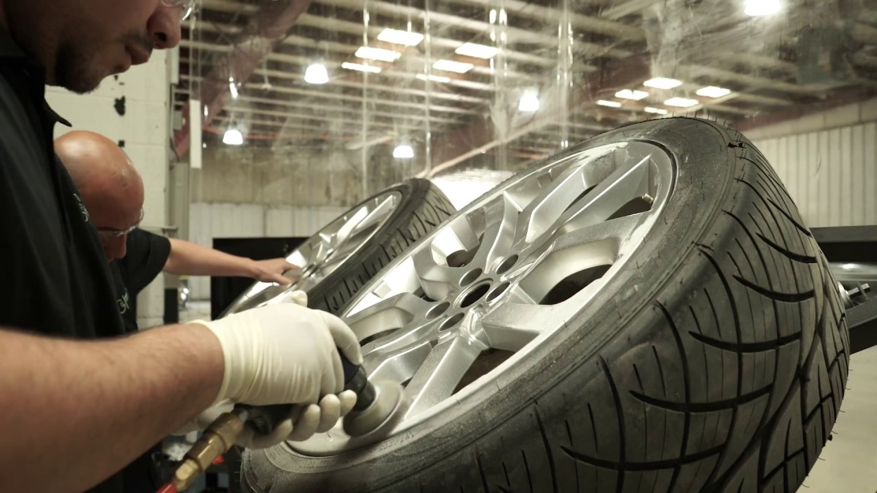 Geneva Reconditioning - Wheel Repair