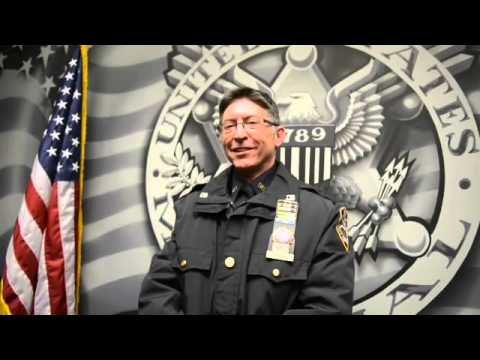 NYPD Detective Edward Murray Retires