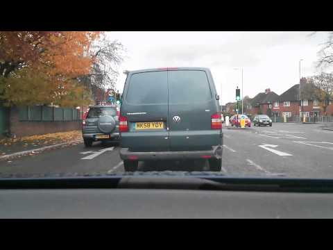 Driving In Manchester: South Manchester Trip