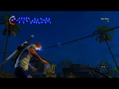 inFamous 2 100% Good Karma Walkthrough Part 54, 720p HD (NO COMMENTARY)
