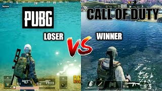 PUBG Mobile vs Call of duty Mobile - Full Comparison (Graphics) Which is Best?