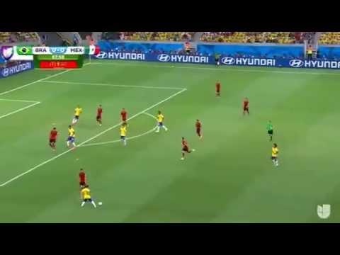 [Mexico vs Brazil] ALL of Ochoa's saves (HD)