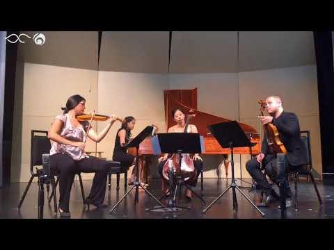 Wolfgang Amadeus Mozart - Piano Quartet in E-flat Major, K. 493, I. Allegro