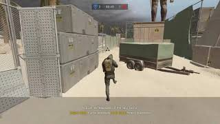 warface - ranked (16-2) vs intuition on pyramid