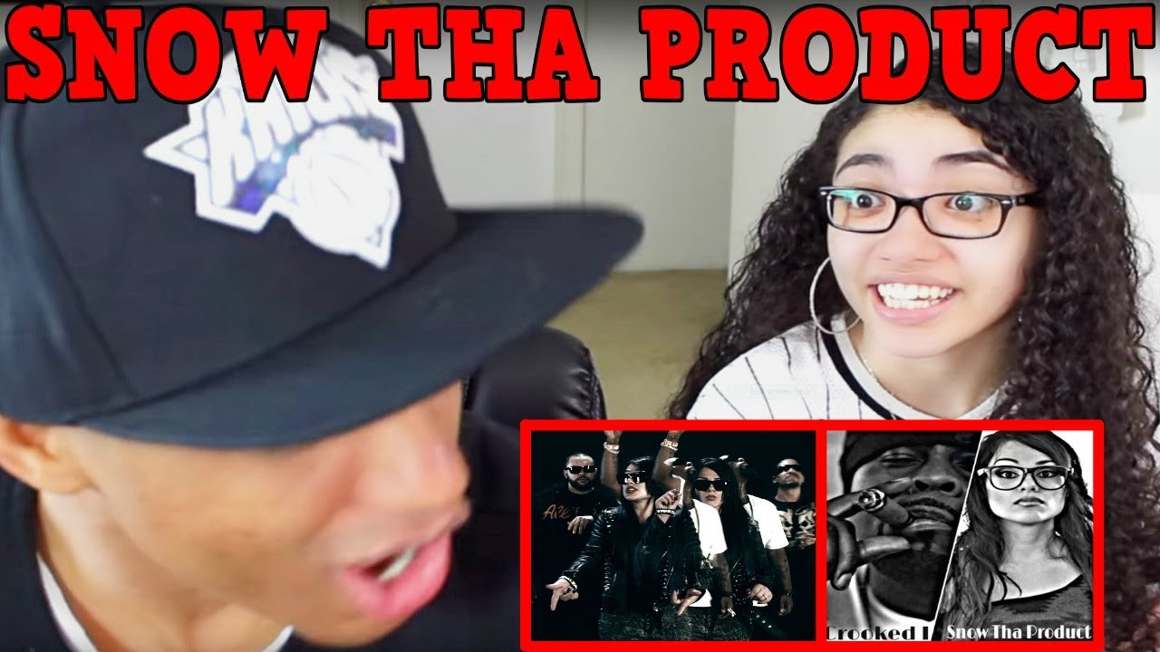 Crooked I Snow Tha Product Not For The Weakminded |Tech N9ne So Dope Snow Tha Product Twisted Insane