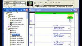 PLC Training - Introduction To SLC Programming, Part 1