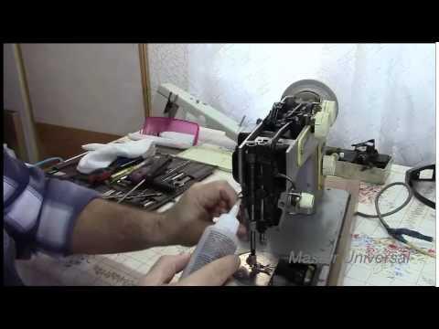Швейная машинка Подольск 142.
