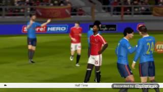 Dream League Soccer Manchester United vs Masmos Fc