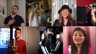 Download WE ARE THE WORLD (Amazing 7 languages cover!!!) Mp3 and Videos
