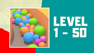 Sand Balls Game Walkthrough LV1-50