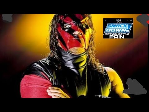 How To Make A Mordern Imposter Kane In WWE Smackdown Here Comes The Pain With Gameplay