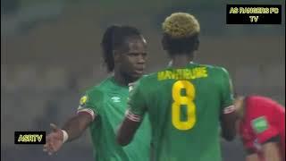 African Football Highlights CAMEROUN CHAN 2020 : BURKINA FASO vs ZIMBABWE