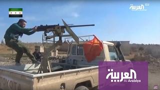 قوات درع الفرات ونظام الأسد تدخلان معا إلى الباب