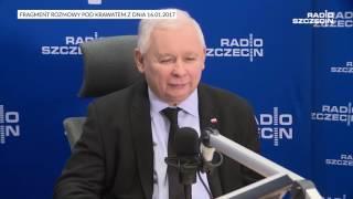 """Jarosław Kaczyński o serialu """"Ucho prezesa"""""""
