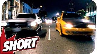 Duell in der Innenstadt - Illegale Straßenrennen